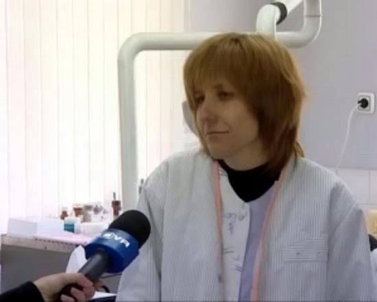 д-р Светлана Аспарухова - зъболекарката на село Кладница