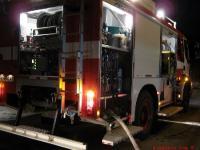 първият автомобил на пожарната бригада